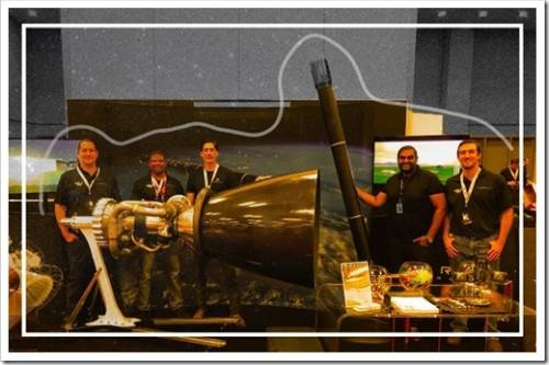 Подробности запуска первой ракеты украинского бизнесмена