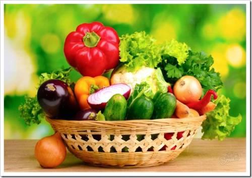 Положительные аспекты овощных диет