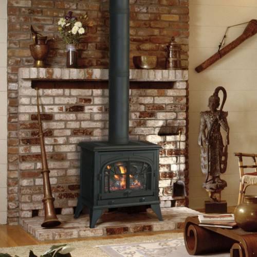 Как установить печь-камин в доме