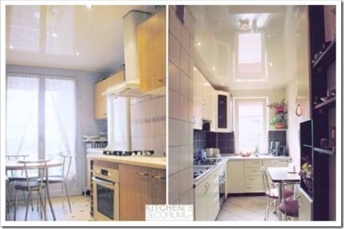 Какие натяжные потолки лучше для кухни? Узнайте о том, как совершить практичный выбор.