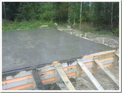 Марка бетона: основа должна быть прочной