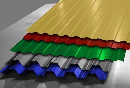 Какой выбрать профнастил для крыши