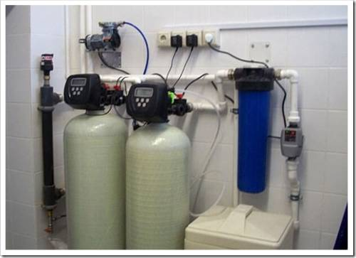 Загрязнения, которые присутствуют в артезианской скважине