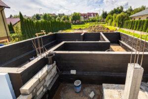 Преимущества услуг по строительству фундаментов