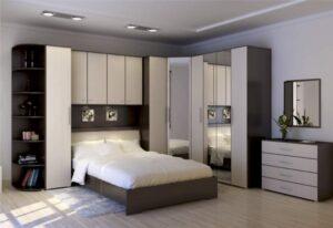 Преимущества модульной спальни