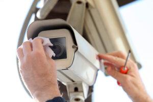 Услуги по обслуживанию видеонаблюдения