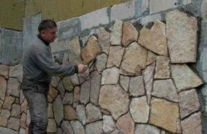 Внешняя и внутренняя отделка зданий из природного камня