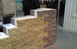 Строительство дома из тепловых блоков