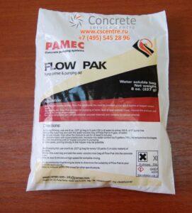 Пусковая смесь для бетононасосов